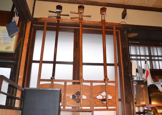 野中智史さんの作られた三味線