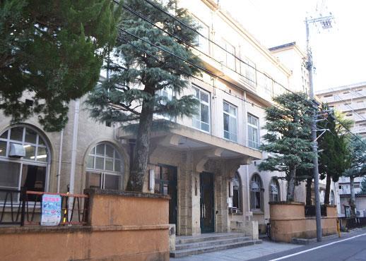 京都市立銅駝美術工芸高等学校